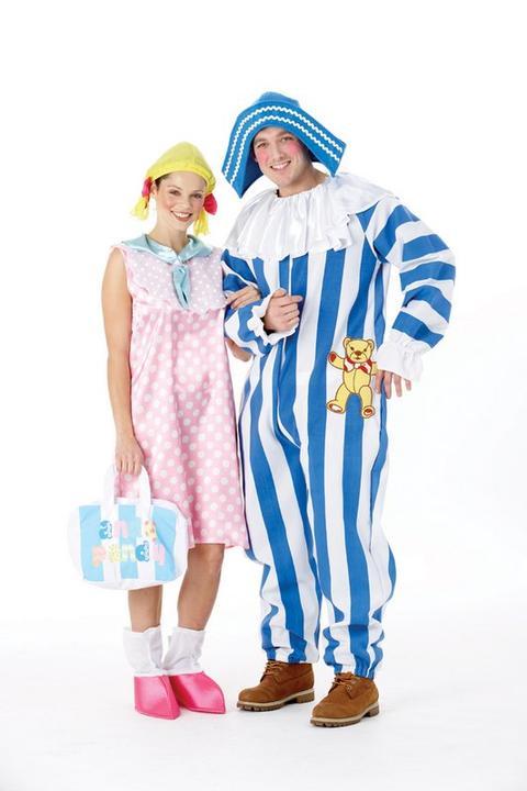 Andy Pandy Fancy Dress Costume Thumbnail 1