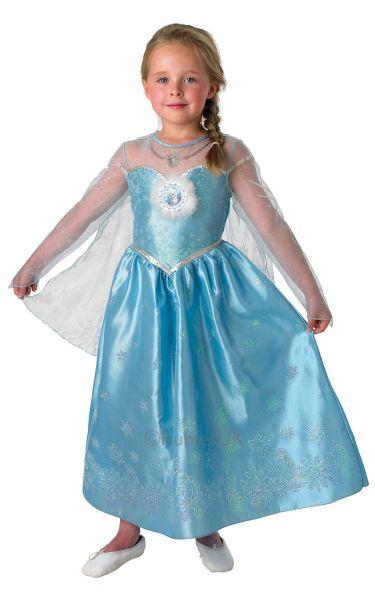 Deluxe Elsa Costume Thumbnail 1