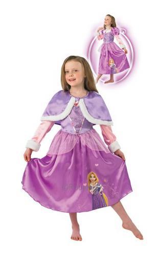 Rapunzel Winter Wonderland Costume Thumbnail 1