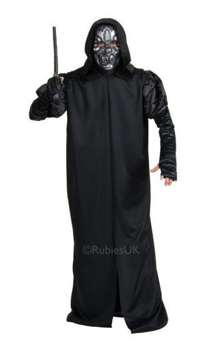 Adult Death Eater Costume Thumbnail 1