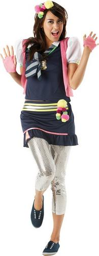 St Trinians Flammable Fancy Dress Costume Thumbnail 1