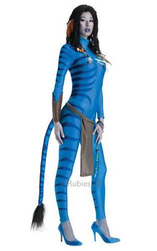 Avatar Neytiri Fancy Dress Costume Thumbnail 1