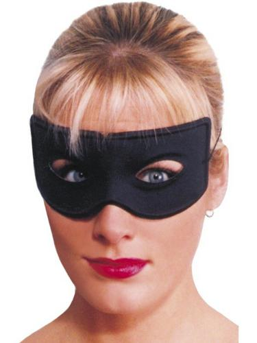 Zorro Eye Fancy Dress Mask Thumbnail 2