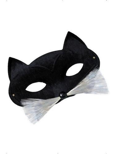 Cat Eye Fancy Dress Mask Thumbnail 2