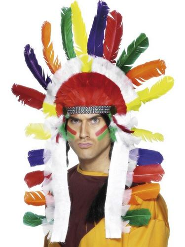 Chief Indian Headdress Thumbnail 1