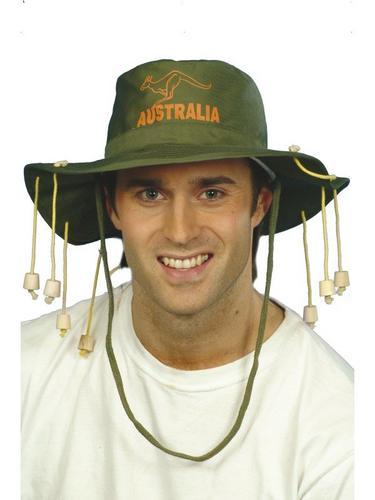 Australian Fancy Dress Hat Thumbnail 2