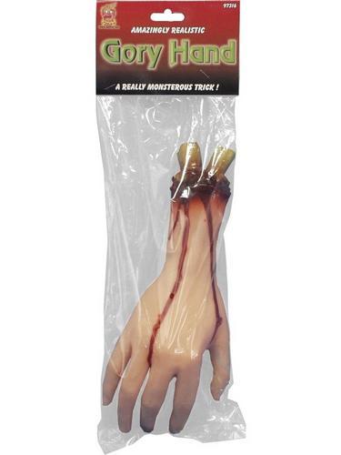 Severed Gory Hand Thumbnail 2