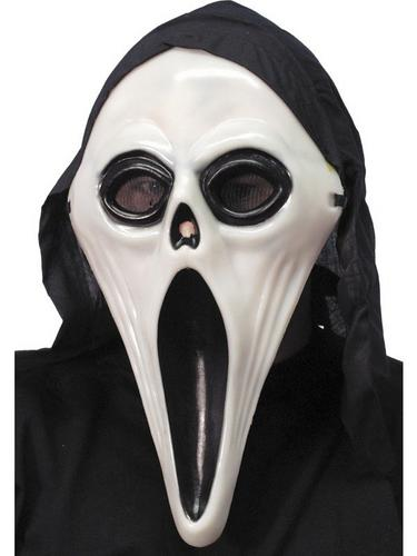 Screamer Fancy Dress Mask Thumbnail 2