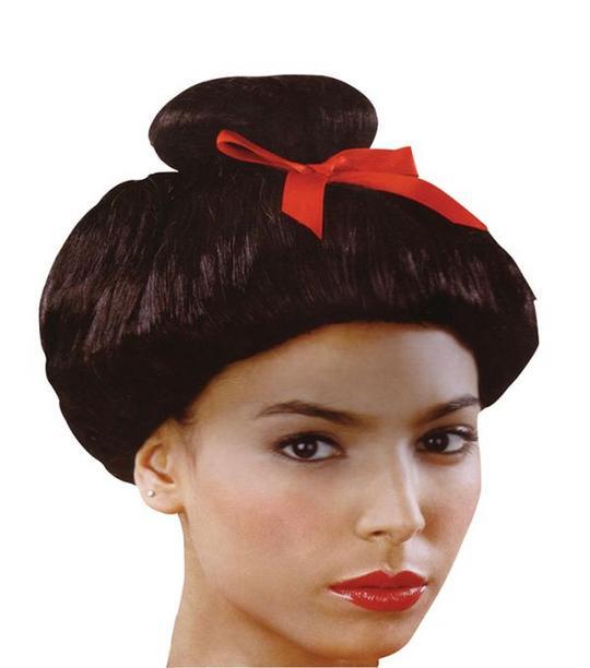 Japanese Lady Wig Thumbnail 1