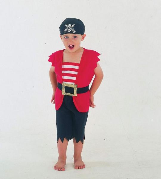Pirate Boy Toddler Thumbnail 1