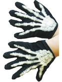 Childs Skeleton Gloves