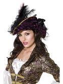 Marauding Pirate Fancy Dress Hat