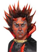 Devil Punky Fancy Dress Wig