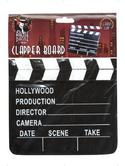 Clapper Board 7X 8 Hollywood Film Prop