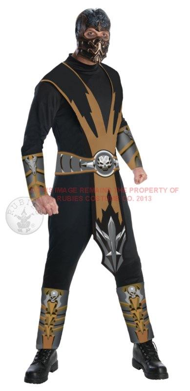 Scorpion Costume