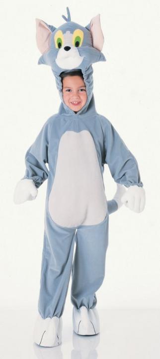 "SALE Kids Licensed Cartoon ""Tom"" & Jerry Girls / Boys Fancy Dress Costume Thumbnail 2"