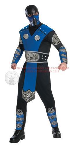 Subzero Costume Thumbnail 1