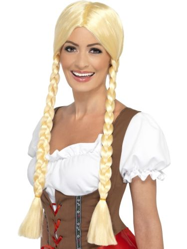Bavarian Beauty Wig Blonde