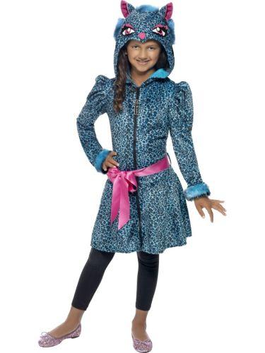 Childs Leopard Cutie Costume