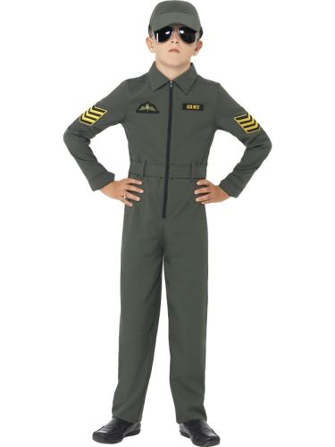 Aviator Childs  Costume