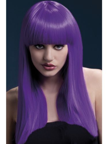 Fever Alexia Wig Purple