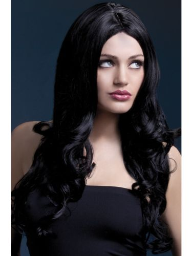 Fever Rhianne Wig Black