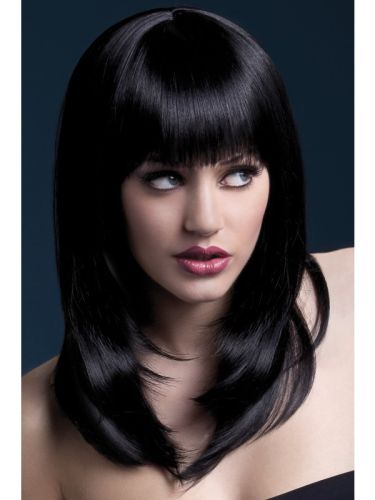 Fever Tanja Wig Black
