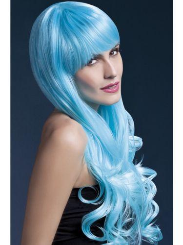 Fever Emily Wig 2 tone Blue