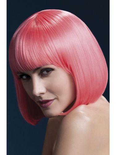 Fever Elise Wig Pastel Coral