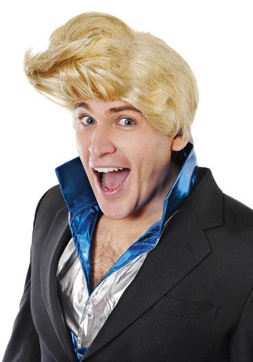 Twin Wig. Blonde Spikey