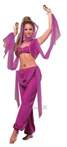 Arabian Princess Fancy Dress Costume Thumbnail 1