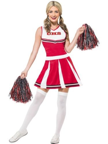 Cheerleader Costume Thumbnail 1