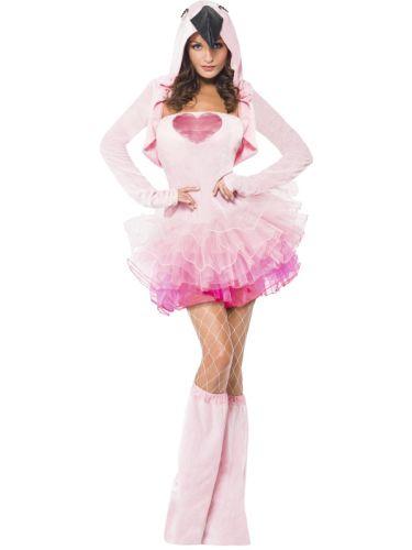 Fever Flamingo Tutu Dress Thumbnail 1