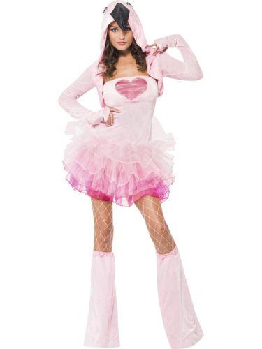 Fever Flamingo Tutu Dress Thumbnail 2