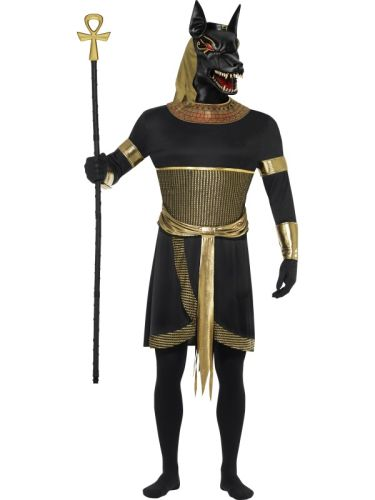 Adult Anubis the Jackal Costume Thumbnail 1