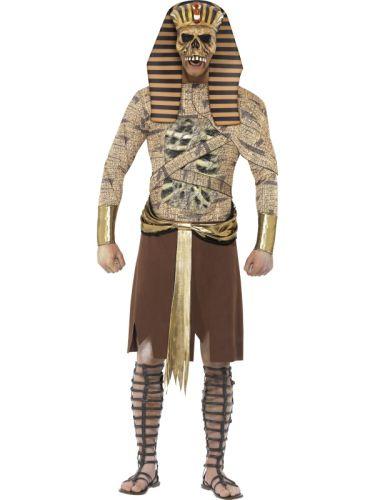 Adult Zombie Pharaoh Costume Thumbnail 1