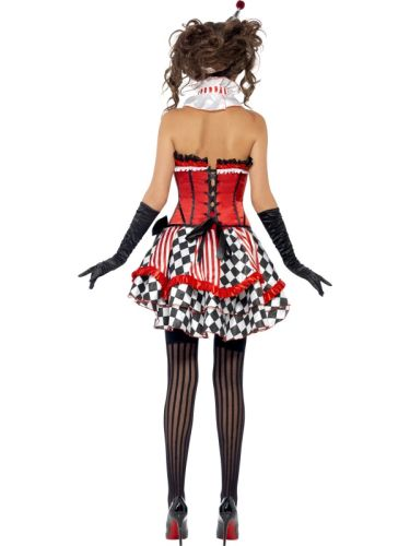Fever Boutique Clown Cutie Costume Thumbnail 3