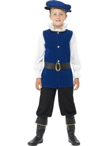 Tudor Boy Costume Thumbnail 1