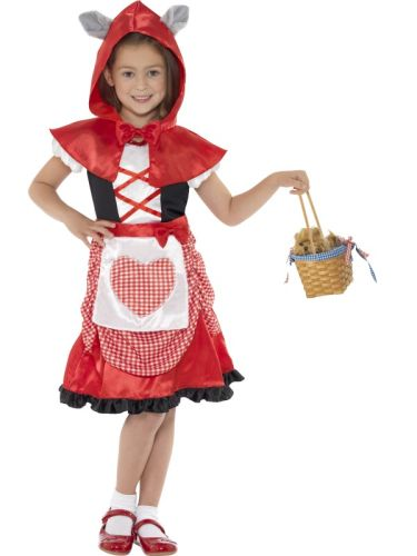 Miss Hood Childs  Costume Thumbnail 1
