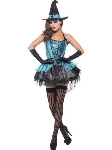 Fever Witch Devine Costume Thumbnail 1