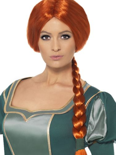 Shrek Princess Fiona Wig Thumbnail 1