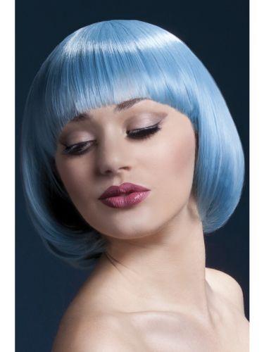 Fever Mia Wig Pastel Blue Thumbnail 1