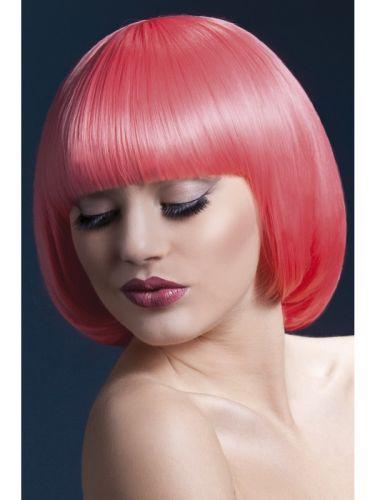 Fever Mia Wig Pastel Coral Thumbnail 1
