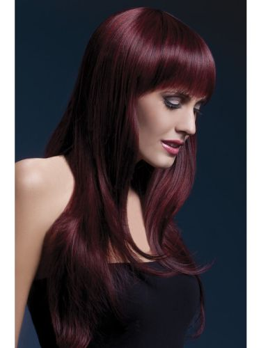 Fever Sienna Wig Black Cherry Thumbnail 1