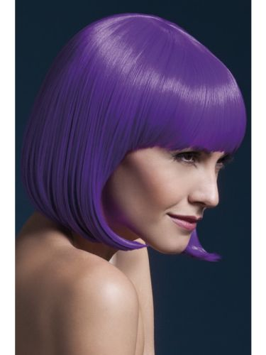 Fever Elise Wig Purple Thumbnail 1
