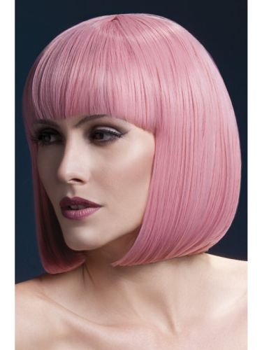 Fever Elise Wig Plastel Pink Thumbnail 1