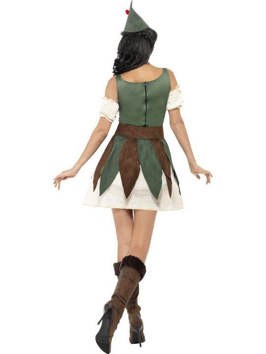 Fever Outlaw Fancy Dress Costume Thumbnail 3
