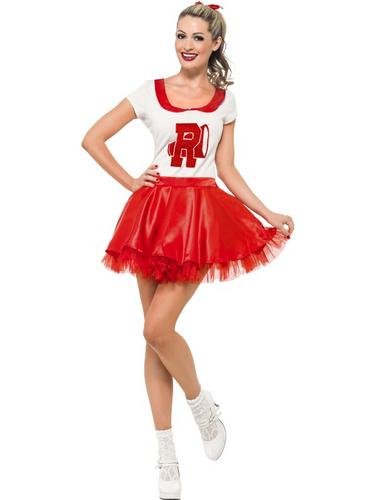 Grease Sandy Cheerleader Costume Thumbnail 1