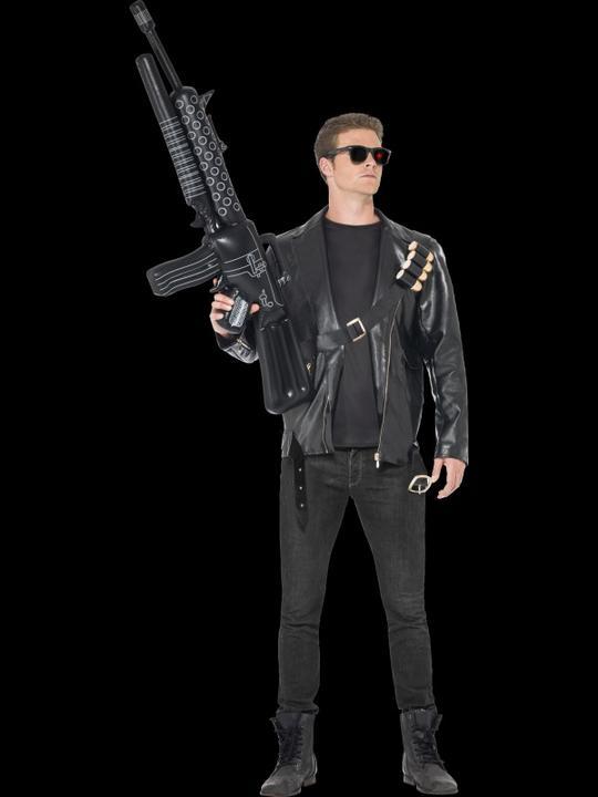 The Terminator Costume Thumbnail 1