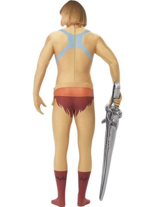 HE Man Second Skin costume Thumbnail 4
